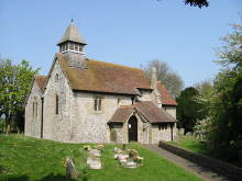 Whitfield, St Peter's Church, Kent © Nick Smith